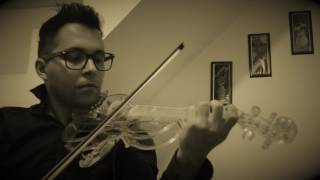 Tu és Fiel Senhor - Instrumental Violino Cover - Michel Lima