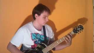Ozzy Osbourne - Crazy Train Solo (NGB cover)