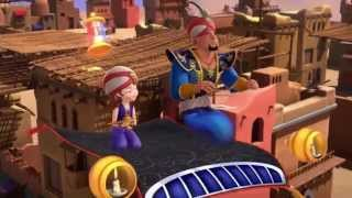 Sofia the first  - Genie Rules