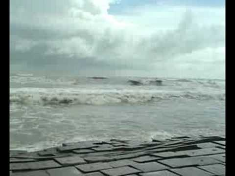 Rough Bay of Bengal @ Cox's Bazar Beach