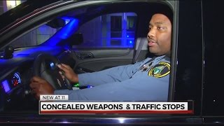 Upstate sheriff's office offers CWP holders traffic stop, advice
