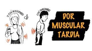 Como Aliviar Dores Musculares Pós-Treino? - DMT Explicada   Autoridade Fitness
