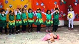Festa da Primavera - Apresentação Infantil 1