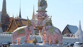 Postales de Tailandia