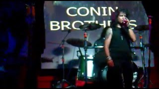 CONIN BROTHERS - Born to be wild, cover en vivo