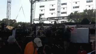 Skid Row - Riot Act (Live at Rock USA 2012)