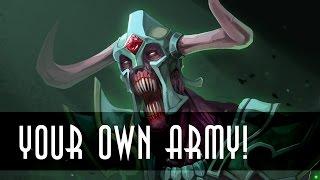 Dota 2 Tricks: Immortal Zombies