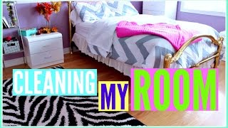 Cleaning My Room! + My Tips & Tricks!