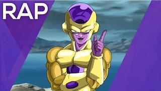Rap de Freezer EN ESPAÑOL (Dragon Ball Z/Super) - Shisui :D - Rap tributo n° 46
