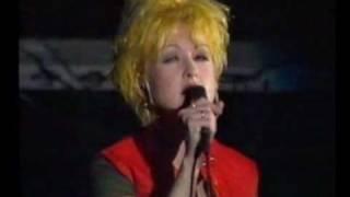 True Colors - Cindy Lauper - World Liberty Concert