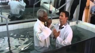 ADILP - Assembleia de Deus Ministério Ipiranga Setor Lençóis Paulista - Batismo 30/12/2012 - 16