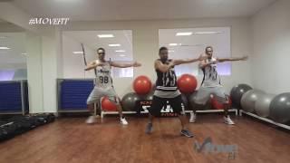 Chantaje - Shakira  ft. Maluma - Coreografia - MOVE FIT