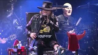 AC/DC - Shoot To Thrill Live Lisbon, Portugal Axl Rose (PRO SHOT HQ SOUND)