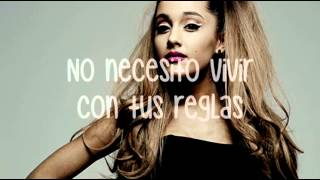 Ariana Grande|You Don't Know Me (Traducida Al Español)