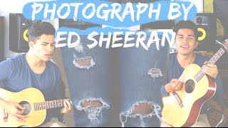 Photograph by Ed Sheeran | Cover by Alex Aiono