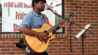 """Gary Mitchell """"So Much to Say"""" Dave Matthews cover"""