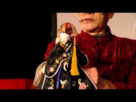 TEDxTaipei - Xi-Huang Chen (陳錫煌) - Lifelong faith in Taiwanese puppetry - YouTube