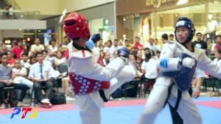 SSCR vs AU JR [MEN] Smart-PTA Philippine Taekwondo League 2015