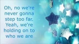Sabrina Carpenter - We'll Be The Stars - Lyrics