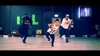JET BLUE JET - MAJOR LAZER | Aidan Prince | 8 yrs old | Choreographer: Tricia Miranda