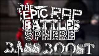 [Bass Boost] - Deadpool VS Boba Fett. Epic Rap Battles Sphere.