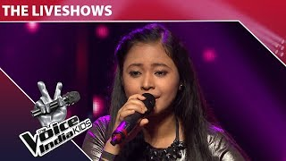 Neelanjana Performs on Mile Ho Tum | The Voice India Kids | Episode 16