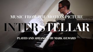 Hans Zimmer - INTERSTELLAR Main Theme (Piano Cover + Sheet Music)