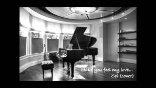 Make you feel my love - Sel cover