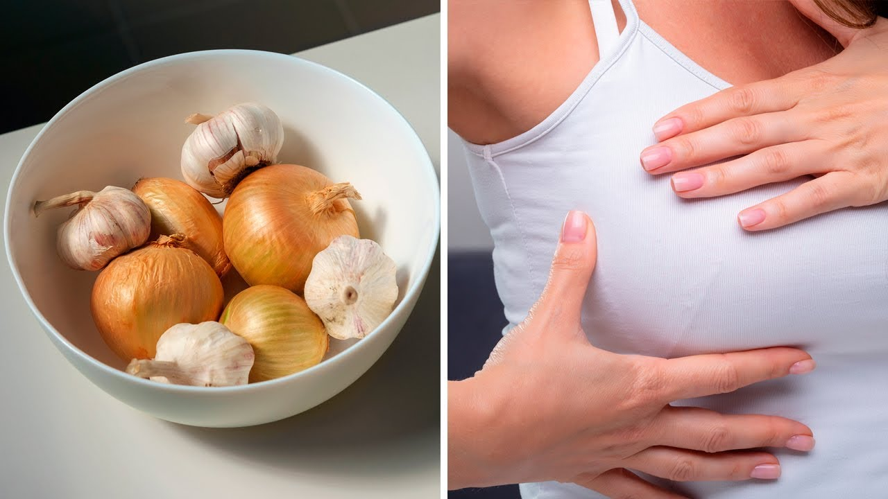 Lower Breast Cancer Risk by Eating More Onions and Garlic