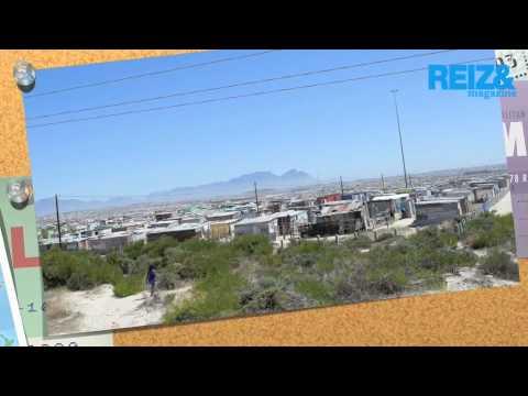 Zuid-Afrika: Kaapstad – slapen bij Mama Noks homestay township