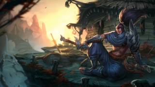League of Legends Yasuo FULL HD Live Wallpaper
