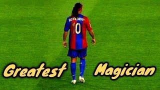 Ronaldinho skills and tricks ● the legend
