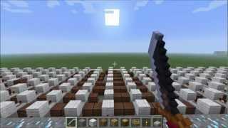 Minecraft Note Blocks - Passion/Sanctuary  (Kingdom Hearts II)