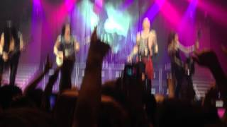 Black Veil Brides - Rebel Love Song (Live) (2014) (Manchester 02 Apollo)