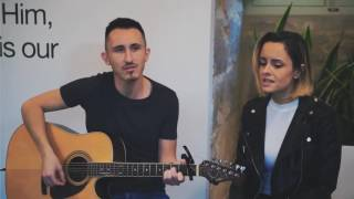 What A Beautiful Name It Is // Matt & Jess // The Chapel Covers