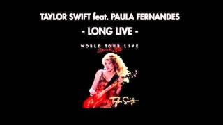 Paula Fernandes - Long Live Feat. Taylor Swift