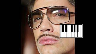 DING DONG SONG AL PIANO