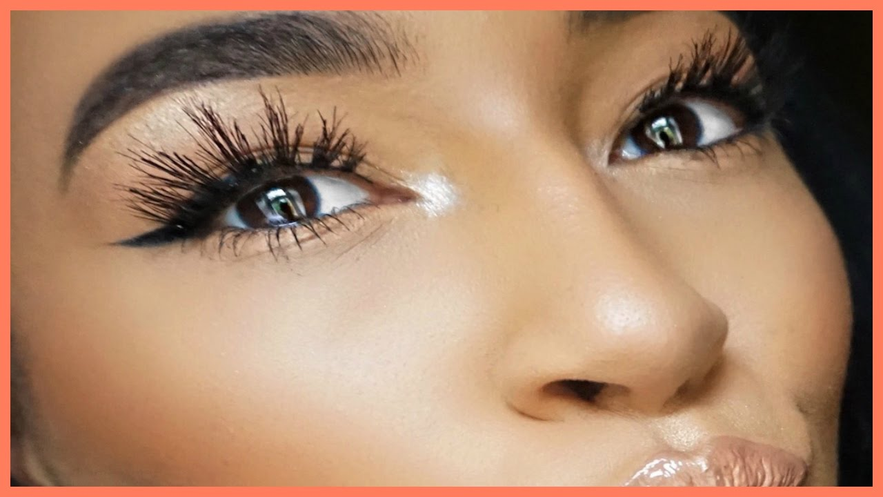 HOW TO APPLY INDIVIDUAL + STRIP FALSE LASHES (TUTORIAL) | LLETITIA ONLINE