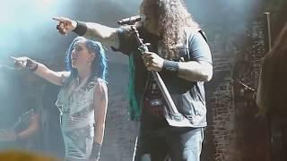 Testament  Metal Queen Alissa White Gluz - Into The Pit.