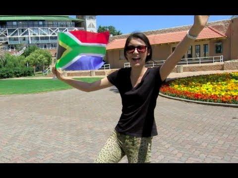 South Africa Vlog: High School Uniform & Cricket!
