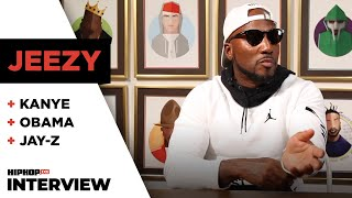 Jeezy Talks Best Jay-Z Advice, $1.8 Million Album Cover, Gary Vee, Amazing Kanye Stories & More