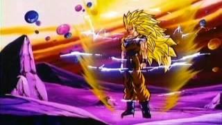 Goku ssj3 vs fat janemba japanese (HD)