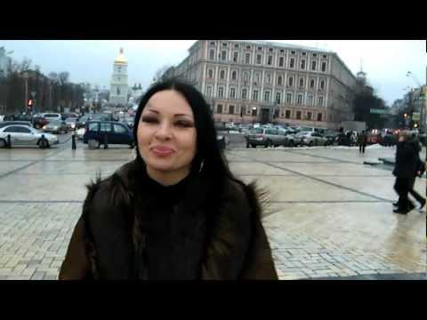 Kiev, Ukraine. Wakacje. Kijow, Ukraina.