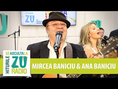 Ana & Mircea Baniciu - Tristeti Provinciale / Pisica Neagra / Andrii Popa (Live la Marea Unire ZU)