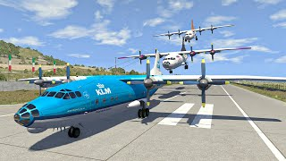 Airplane Crashes #10 - BeamNG DRIVE | SmashChan