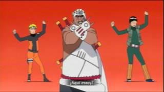 Killer Bee Rap sub español - Naruto Shippuden Ultimate Ninja Storm Generations