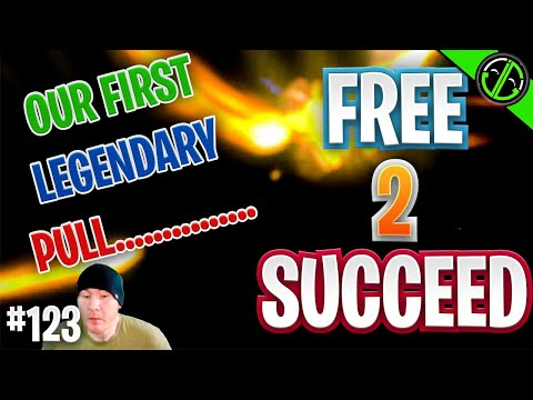 We Pulled Our FIRST LEGENDARY, But... | Free 2 Succeed - EPISODE 123