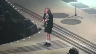 Back In Black AC/DC Tokyo Live 12 March 2010