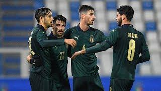 U21 Italia-Islanda 3-0: il match visto dalla Vivo Azzurro Cam