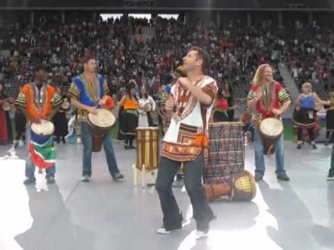 African Drums, WCF, AOL 2011